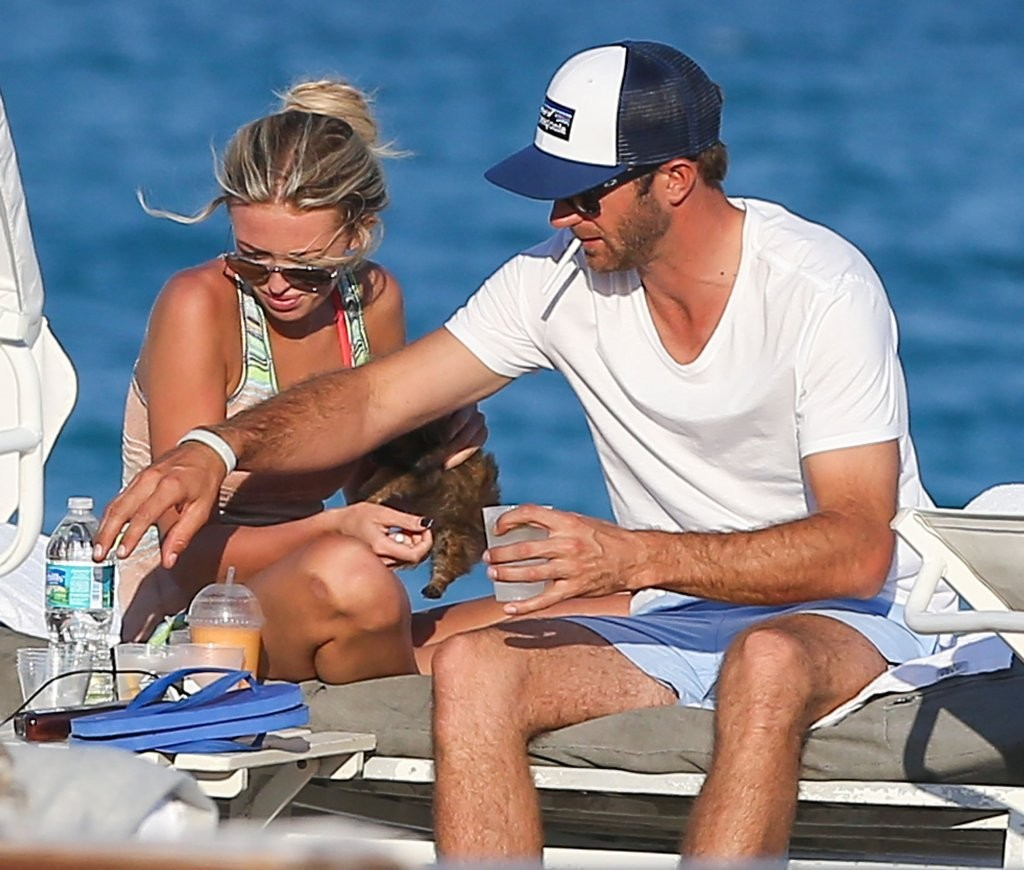 paulina gretzky dating dustin johnson