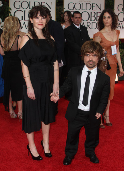 peter dinklage photos photos claire danes at the 69th