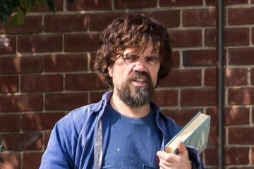 Peter Dinklage Stars Perform on the Set of 'I Think We're Alone Now'