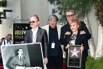 Phil Everly Buddy Holly Hollywood Walk Of Fame Ceremony