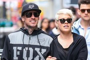 Pink & Carey in NYC - Star Pics: April 28, 2014