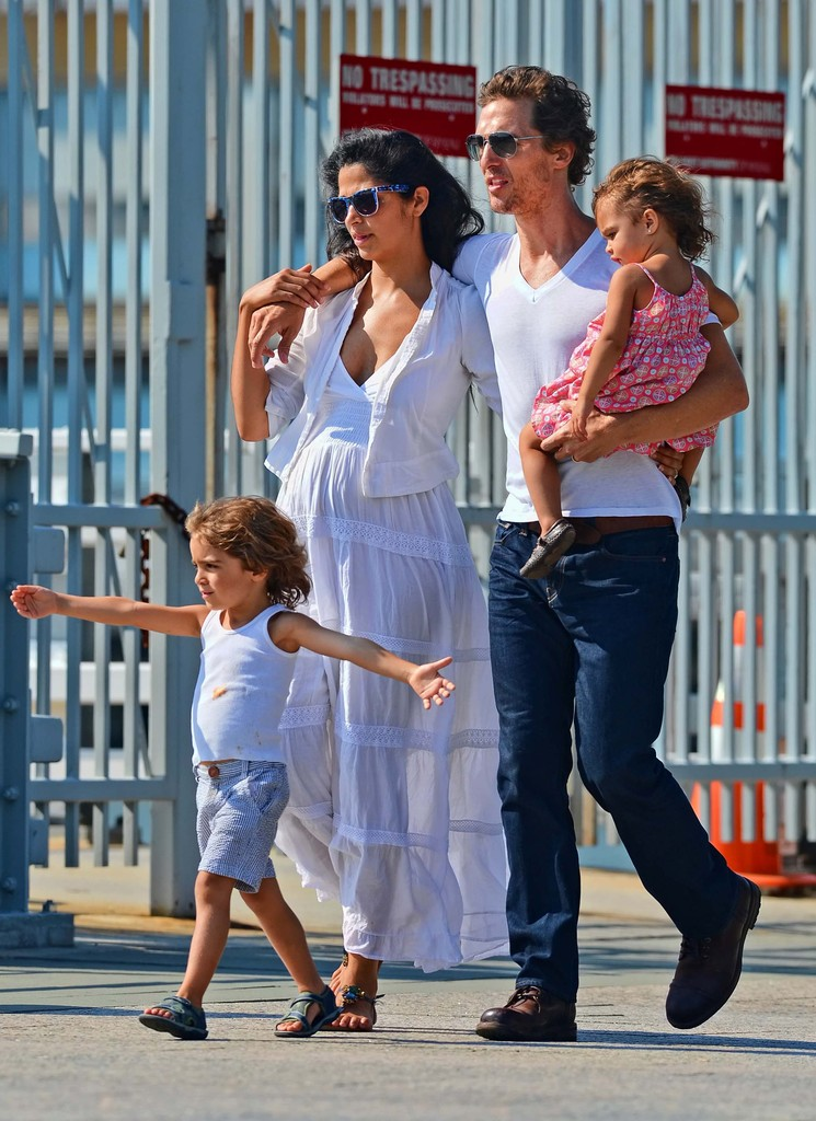 How Matthew McConaughey dumped   Daily Mail Online