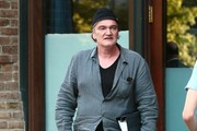 Quentin Tarantino Steps Out in NYC