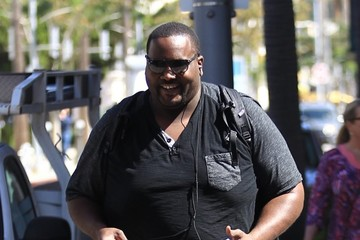 Quinton Aaron Quinton Aaron Does Some Shopping While Out in Beverly Hills