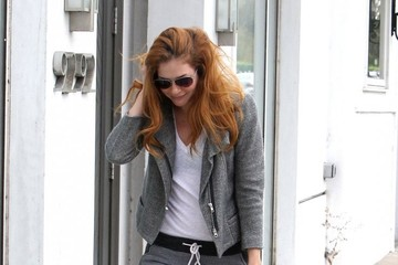 Rachelle Lefevre Rachelle Lefevre Is All Smiles in West Hollywood