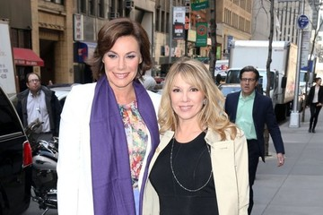 Ramona Singer Celebrities Visit the 'Today' Show