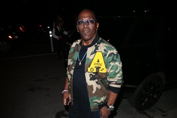 Randy Jackson Celebrities Attend the 6th Annual Trick Or Treats! Magazine Halloween Party