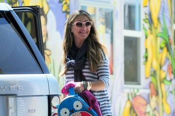 Rebecca Gayheart Rebecca Gayheart Out And About With Her Daughter