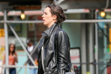 Rebecca Hall Rebecca Hall Spotted in NYC
