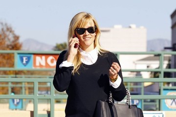 Reese Witherspoon Reese Witherspoon Out and About in Beverly Hills