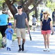 Reese Witherspoon and Tennessee Toth Photos