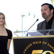 Jim Mangold Reese Witherspoon Receiving A Star On The Hollywood Walk Of Fame 2