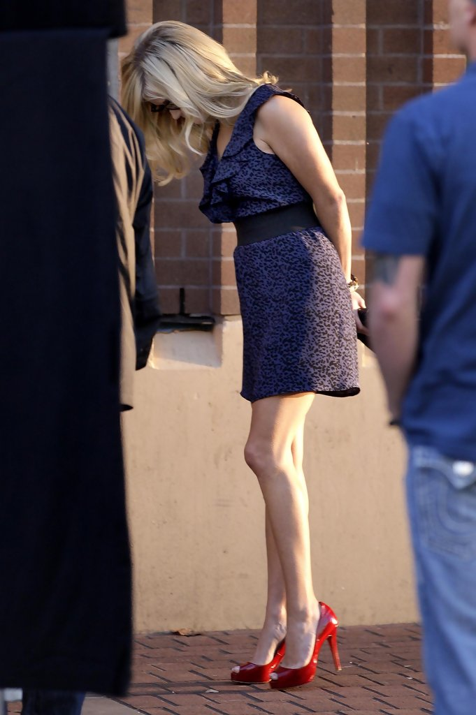 Reese Witherspoon Jim Toth Reese Witherspoon On T...