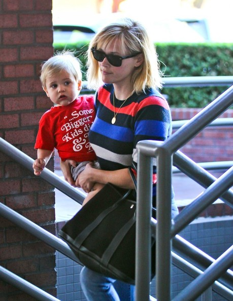 Reese Witherspoon Baby Son