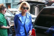 Rita Ora Keeps Busy in NYC