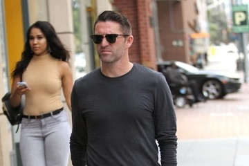 Robbie Keane Robbie Keane Out Shopping In Beverly Hills