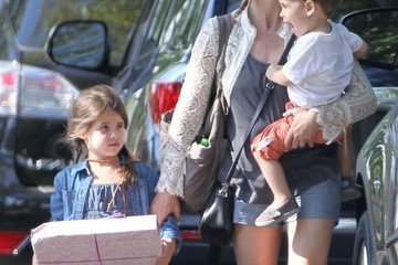 Rocky Prinze Sarah Michelle Gellar Goes to a Party