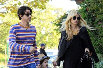 Rodger Berman Rachel Zoe Spends the Day with Family