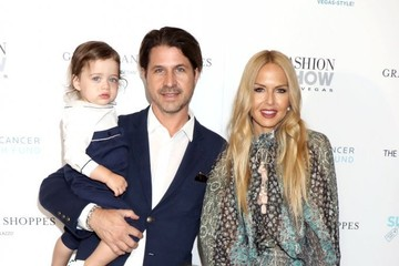 Rodger Berman Kaius Berman Rachel Zoe and Husband Host Ovarian Cancer Research Convention