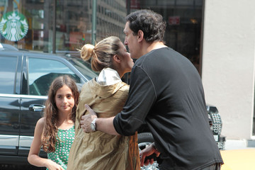 Rony Seikaly Rony Seikaly Saying Goodbye To His Family