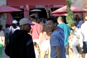 Roshon Fegan Roshon Fegan Shops at The Grove
