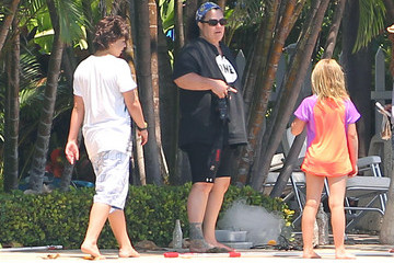 Blake O'Donnell Rosie O'Donnell Take Her Family and Freinds Boating