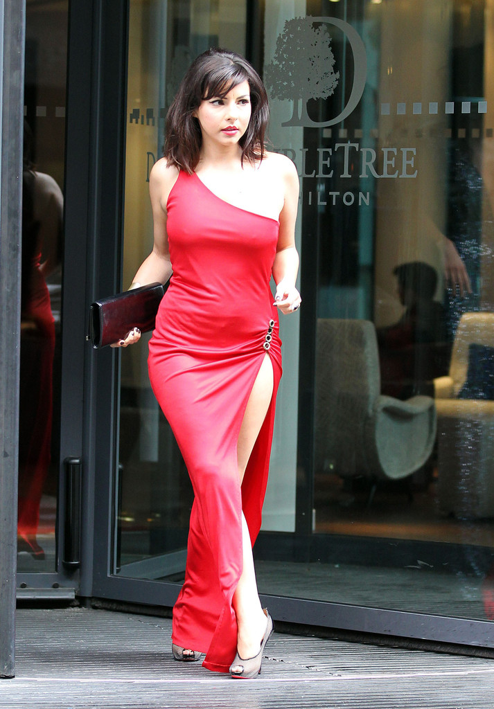 Roxanne Pallett Photos Photos Roxanne Pallett Is The