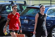 Ruby Rose and Phoebe Dahl Have a Pick-Up Soccer Game in Los Angeles