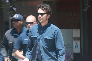 Rupert Sanders Rupert Sanders Takes His Kids Out For Lunch In Malibu