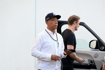 Russell Simmons Russell Simmons Is Seen Out and About in Los Angeles