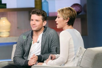 Ryan Phillippe Celebs Visit 'Good Morning America'