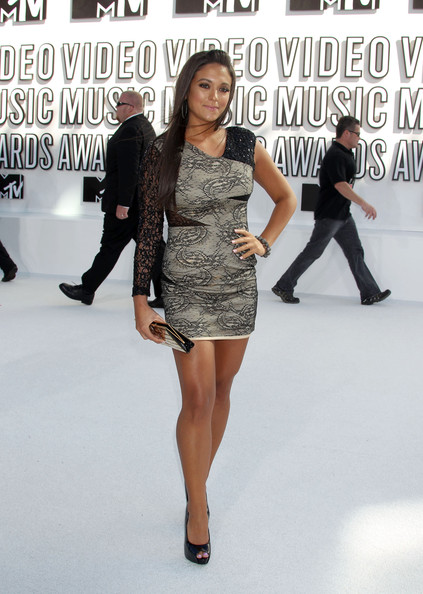 Sammi Giancola 2010 MTV Video Music Awards Arrivals 2