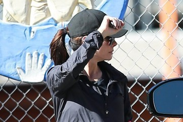 Sandra Bullock Sandra Bullock Out and About with Her Son