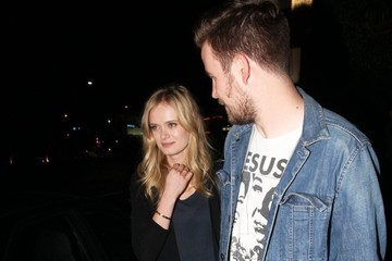 Sara Paxton Celebs Spotted Outside the Chateau Marmont