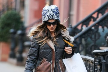 Sarah Jessica Parker Sarah Jessica Parker Out Shopping In New York City