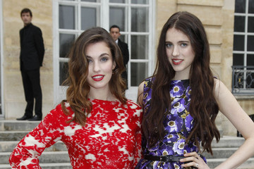 Sarah Margaret Qualley Celebs At The Dior Fall/Winter Fashion Show