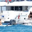 Scarlet Stallone Sylvester Stallone Vacations With His Family in St Tropez