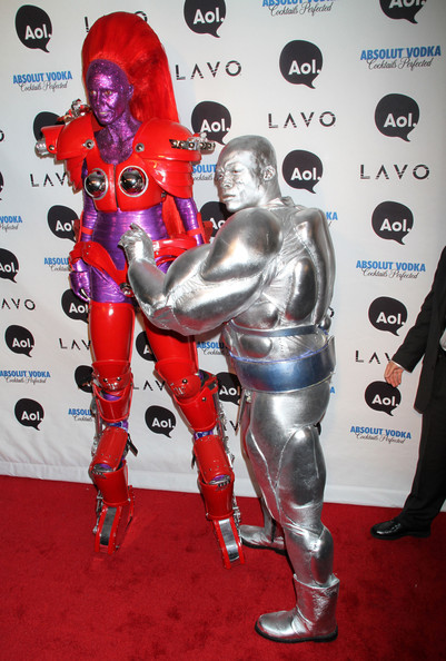 heidi klum and seal halloween. Heidi Klum#39;s 11th Annual