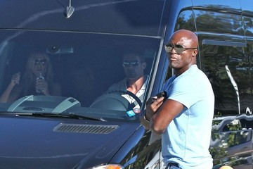 Seal Heidi Klum Takes Her Kids Shopping After Soccer Practice