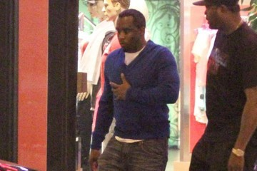 Sean Combs Sean Combs & Cassie Shop at The Hustler Store