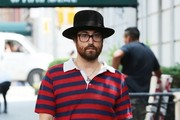 Sean Lennon Out For a Stroll in NYC
