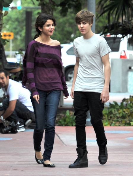 Selena Gomez Justin Bieber and rumored girlfriend Selena Gomez tried to go