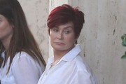 Sharon Osbourne Shopping At Neiman Marcus