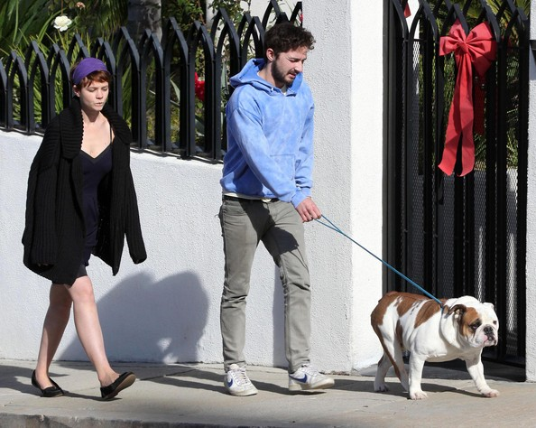 shia labeouf girlfriend carey mulligan. Shia LaBeouf And Carey