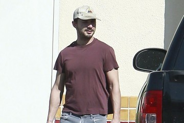 Shia LaBeouf Shia LaBeouf and Mia Goth Get Groceries