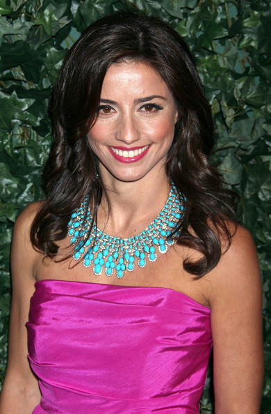 Shoshanna Lonstein Celebrities attending the 2011 QVC Red Carpet Style Party ...