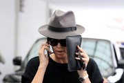 Charlize Theron Is Spotted Out for Lunch in Beverly Hills