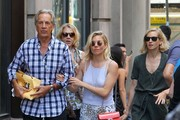 Sienna Miller Spends Time With Her Family in NYC