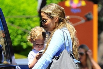 Sky Lauren Elizabeth Berkley Takes Sky to Lunch