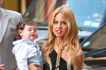 Skylar Berman Rachel Zoe Takes Son Skylar to Dinner